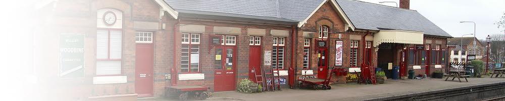 rushden station