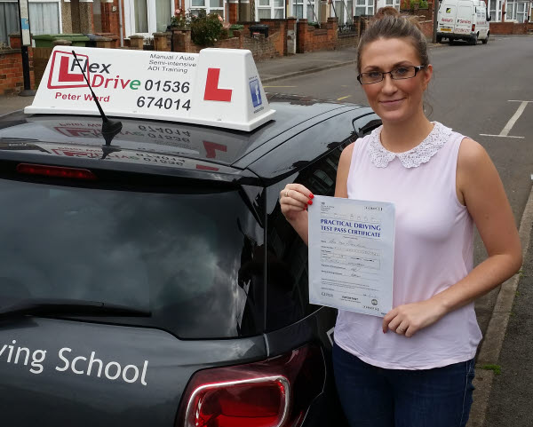Dawn Fulton Passed with Flexdrive