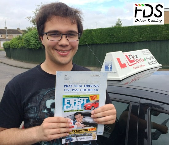 Driving Lessons in Rushden | Alex passes 1st time