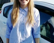 Driving Lessons in Wellingborough | Eva Passed 1st time with Flexdrive Driving School