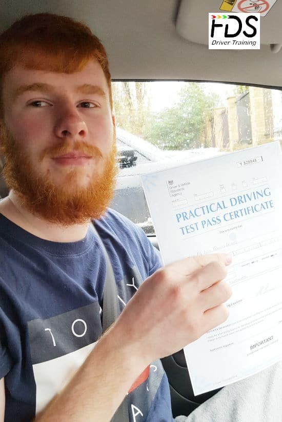 Driving Lessons in Northampton | Lewis Bridge passes with Flexdrive Driving School