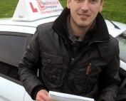 Driving Instructor Training in Northampton | Rafal Zaborowski passes his ADI part 3 1st time
