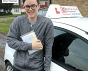 Driving Lessons in Wellingborough | Elliot passed 1st time wit Flexdrive Driving School