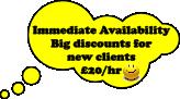 Bedford £20 offer