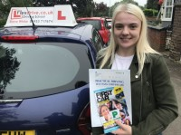 Driving Lessons in Kettering | Milan passed 1st time with Flexdrive Driving School