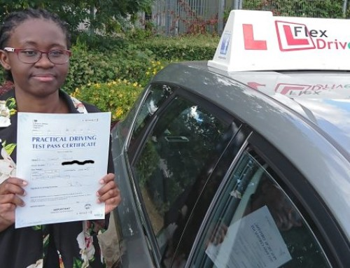 Sharon Fosua Passes | Automatic Driving Lessons in Kettering and Corby | 21-06-2018