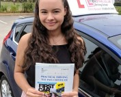 Driving Lessons Wellingborough | Jace passed 1st time with Flexdrive Driving School