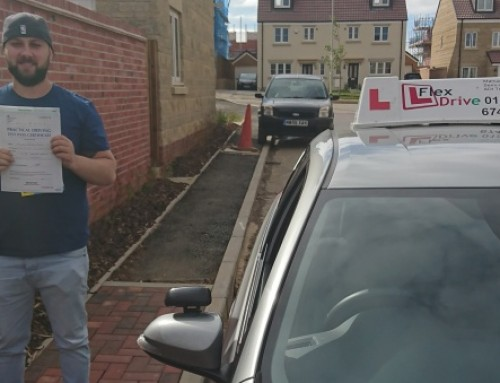 Sergiu Profiriou Passes | 0 Driving Faults | Automatic Driving Lessons in Kettering | 02-08-2018