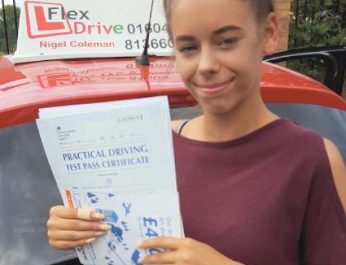 Taylor Keen Passes | Driving lessons in Northampton | 15-08-2018