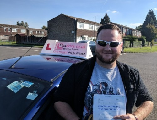 Driving lessons in Wellingborough | Testimonial | Craig Dunkley