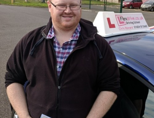 David Langdon passes 1st Time | 3 Driving Faults | Driving Lessons in Wellingborough | 18-09-2018
