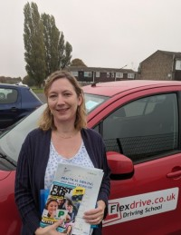 Automatic Driving Lessons | Cel passed 1st time with Flexdrive Driving School