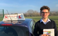 Driving Lessons in Wellingborough | Kordia passed 1st time with Flexdrive Driving School