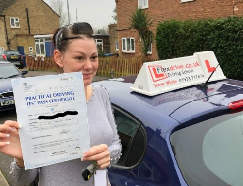 Racheal Hudson Passes 1st time | Driving Lessons in Kettering and Rothwell | 05-02-2019