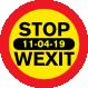 STOPWEXIT logo