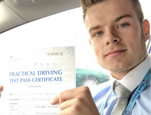 Lewis Wright Passes 1st Time | 1 Driving Fault | Driving Lessons in Wellingborough | 11-06-2019