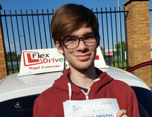 James Hopkins Passes 1st Time | 2 driving Faults | Driving lessons in Northampton | 05-07-2019