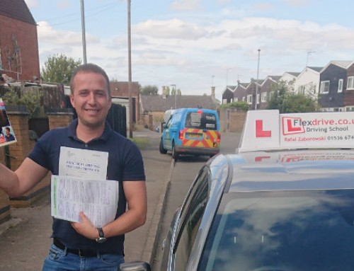 Aleksandru Conders Passes 1st time | Automatic Driving Lessons in Kettering and Coby | 04-09-2019