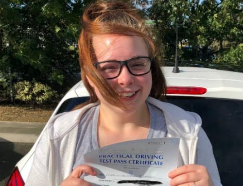 Nina Herbert Passes | Driving Lessons in Kettering | 08-10-2019