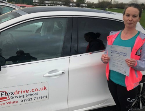 Alex Duncan Passes | 3 Driving Faults | Driving lessons in Wellingborough | 26-11-2019