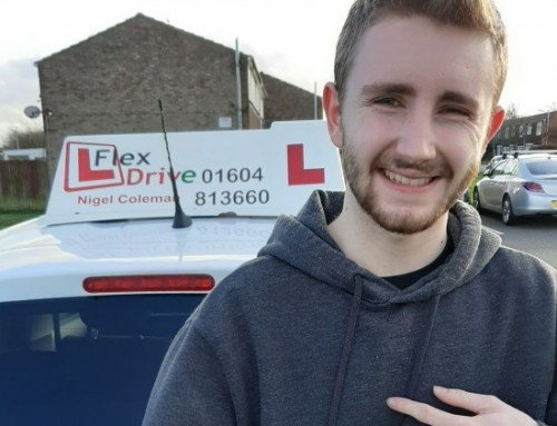Owen Day Passes 1st time | Driving Lessons in Wellingborough | 11-02-2020
