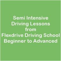 semi intensive driving lessons